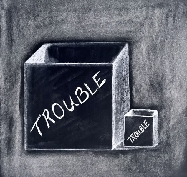 trouble-box