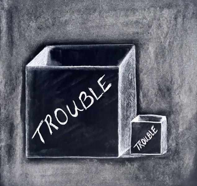 trouble-box